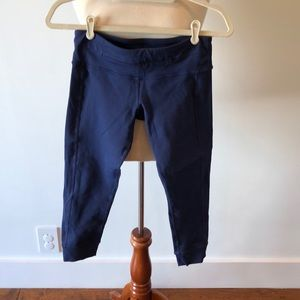 New Nancy Rose workout pants with front pocket